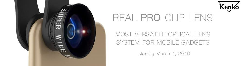Kenko Real Pro Clip Lens