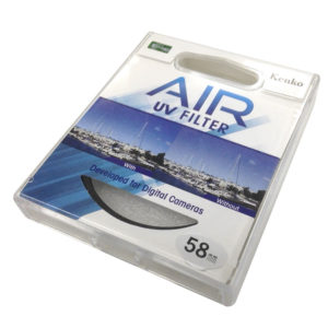 kenko-air-uv-filters